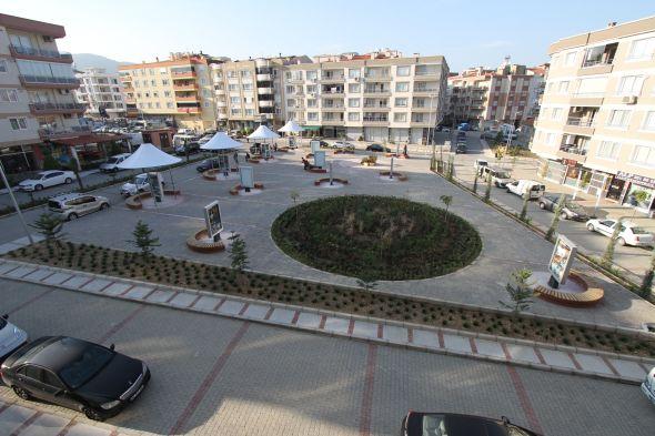 Gaziemir Atıfbey Meydan Projesi
