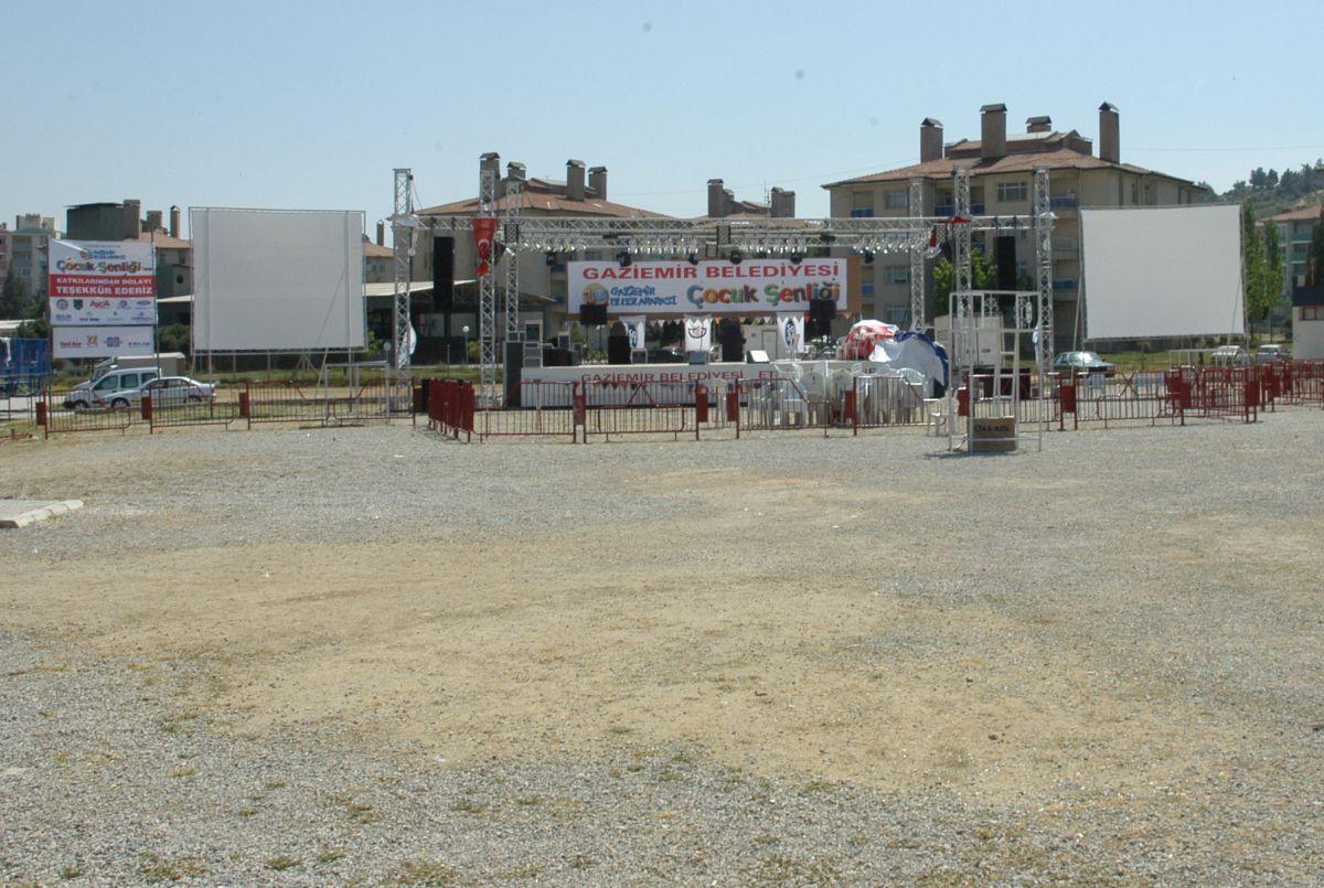 Gaziemir Festival Alan�