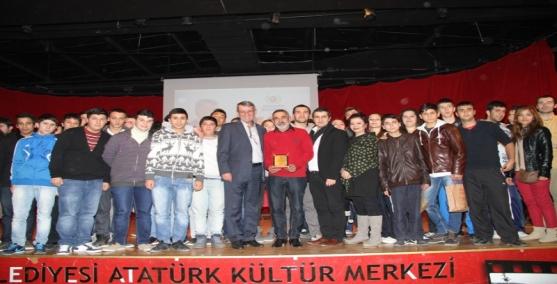 Gaziemir'de 'kursiyer buluşmaları'