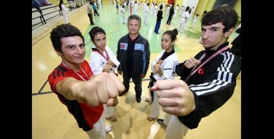 Sevdaları Taekwondo, Hedefleri Olimpiyat