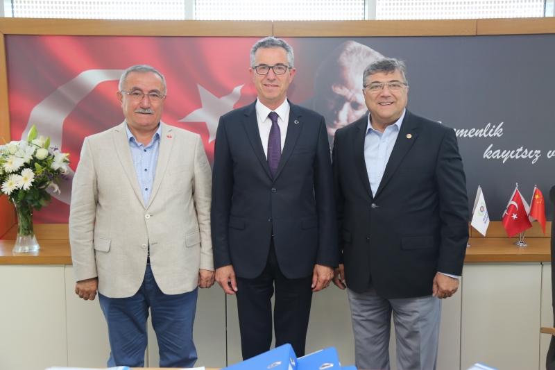 Başkan Arda'dan 'stratejik plan' açıklaması 'Gaziemirlilerin talepleri de stratejik planda olacak'