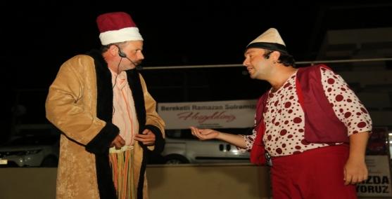 Gaziemir'de Ramazan eğlenceleri